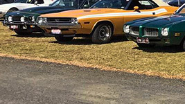 S American Muscle Car Club - Muscle car club